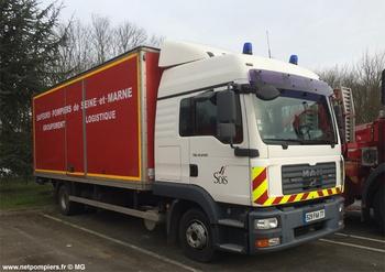 <h2>Véhicule de soutien logistique - Seine-et-Marne (77)</h2>
