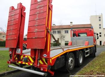 Véhicule de transport, Sapeurs-pompiers, Gironde (33)
