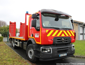 <h2>Véhicule de transport - Lacanau - Gironde (33)</h2>
