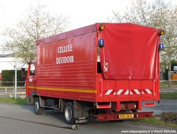 <h2>Dévidoir automobile - La Teste - Gironde (33)</h2>