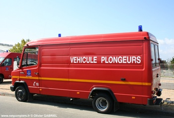 Véhicule de secours nautique, Sapeurs-pompiers, Loiret (45)