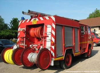 <h2>Fourgon-pompe tonne - Lux - Saône-et-Loire (71)</h2>