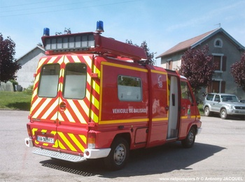 <h2>Véhicule de protection et de sécurité - Eloyes - Vosges (88)</h2>