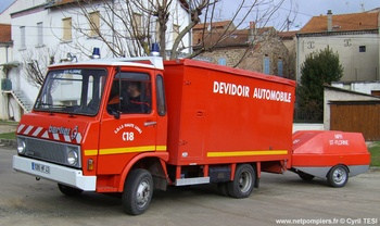 <h2>Dévidoir automobile - Sainte-Florine - Haute-Loire (43)</h2>