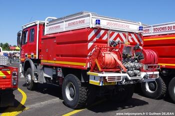 <h2>Camion-citerne pour feux de forêts - Les Pennes-Mirabeau - Bouches-du-Rhône (13)</h2>