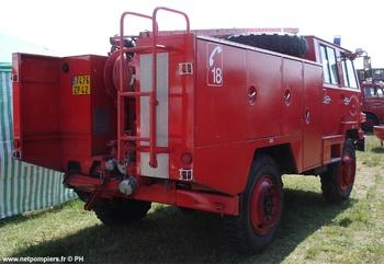 <h2>Camion-citerne pour feux de forêts - Allevard - Isère (38)</h2>
