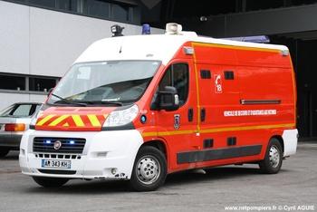 <h2>Véhicule de secours et d'assistance aux victimes - Besançon - Doubs (25)</h2>