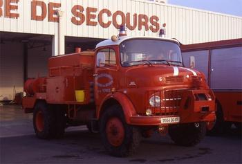 <h2>Camion-citerne pour feux de forêts - La Tranche-sur-Mer - Vendée (85)</h2>