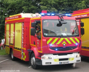 <h2>Véhicule de secours routier - Poissy - Yvelines (78)</h2>