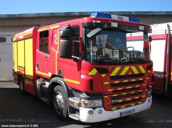 <h2>Fourgon-pompe tonne - Fontainebleau - Seine-et-Marne (77)</h2>