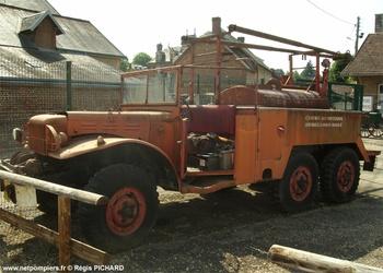<h2>Camion-citerne pour feux de forêts - Orbec-en-Auge - Calvados (14)</h2>