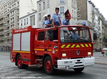 <h2>Premier secours tonne - Sèvres -  ()</h2>