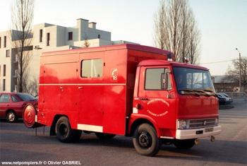 Fourgon électro-ventilateur, Sapeurs-pompiers, Côte-d'Or (21)