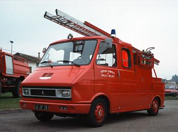 Véhicule de première intervention, Sapeurs-pompiers, Isère (38)