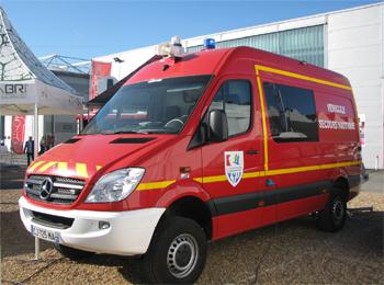 Véhicule de secours nautique, Sapeurs-pompiers, Charente-Maritime (17)