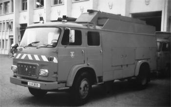 <h2>Véhicule d'étaiement et de sauvetage déblaiement - Lyon - Rhône (69)</h2>