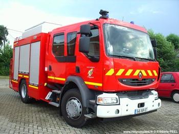 <h2>Fourgon-pompe tonne - Soufflenheim - Bas-Rhin (67)</h2>