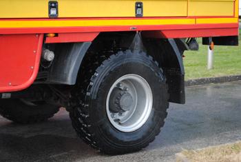 Camion-citerne pour feux de forêts, Formations militaires de la Sécurité civile, Eure-et-Loir