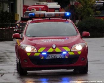 Véhicule radio médicalisé, Sapeurs-pompiers, Nord (59)