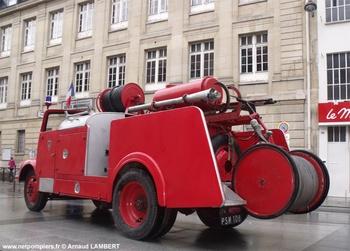 Premiers secours mousse, Sapeurs-pompiers de Paris,  ()