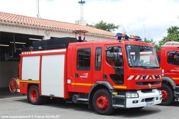 <h2>Fourgon-pompe tonne secours routier - Saint-Philbert-de-Grand-Lieu - Loire-Atlantique (44)</h2>