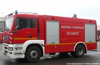 <h2>Véhicule mousse - Brest - Finistère (29)</h2>