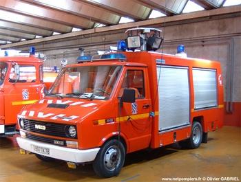 <h2>Véhicule de secours routier - Houilles-Sartrouville - Yvelines (78)</h2>