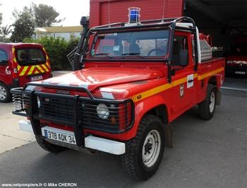 <h2>Camion-citerne pour feux de forêts léger - Saint-Mathieu-de-Tréviers - Hérault (34)</h2>