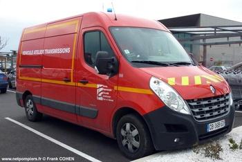 Véhicule d'assistance technique, Sapeurs-pompiers, Tarn-et-Garonne (82)