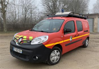 Véhicule pour interventions diverses, Sapeurs-pompiers, Meuse (55)