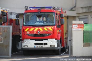 <h2>Fourgon-pompe tonne secours routier - Perpignan - Pyrénées-Orientales (66)</h2>