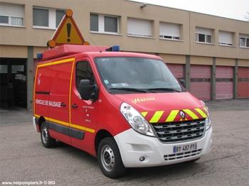 Véhicule de protection et de sécurité, Sapeurs-pompiers, Moselle (57)