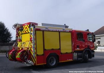 <h2>Fourgon-pompe tonne secours routier - Montrevault - Maine-et-Loire (49)</h2>