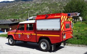 Véhicule de première intervention, Sapeurs-pompiers, Savoie (73)