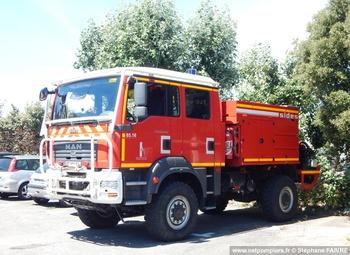 <h2>Camion-citerne pour feux de forêts - Noirmoutier - Vendée (85)</h2>