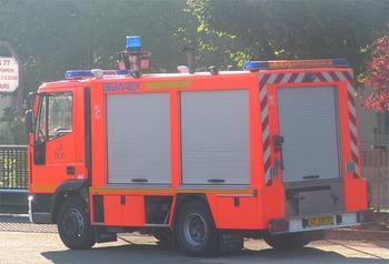 Véhicule de secours routier, Sapeurs-pompiers, Seine-et-Marne