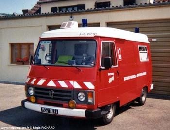 <h2>Véhicule de secours et d'assistance aux victimes - Pont-Saint-Pierre/Romilly - Eure (27)</h2>