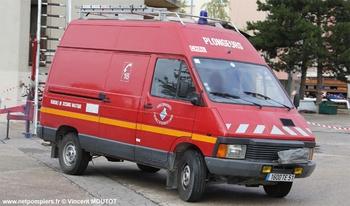 Véhicule de secours nautique, Sapeurs-pompiers, Marne (51)