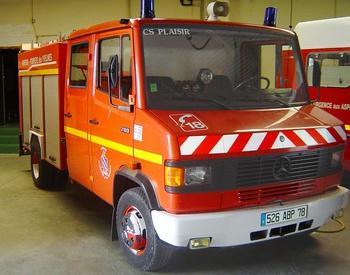 <h2>Véhicule de secours routier - Plaisir - Yvelines (78)</h2>