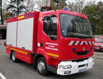 <h2>Véhicule de secours routier - Agen - Lot-et-Garonne (47)</h2>