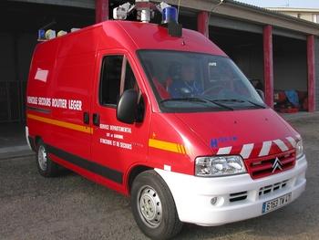 <h2>Véhicule de secours routier - Le Passage - Lot-et-Garonne (47)</h2>
