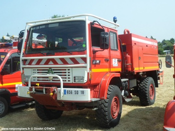 <h2>Camion-citerne pour feux de forêts - Méry-ès-Bois - Cher (18)</h2>