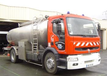 <h2>Camion-citerne de grande capacité - Melle - Deux-Sèvres (79)</h2>