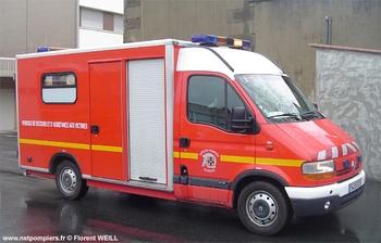 Véhicule de secours et d'assistance aux victimes, Sapeurs-pompiers, Charente