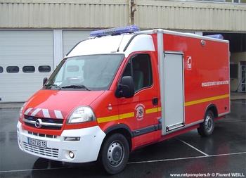 <h2>Véhicule de secours et d'assistance aux victimes - Cognac - Charente (16)</h2>