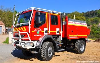 <h2>Camion-citerne pour feux de forêts - Cabris - Alpes-Maritimes (06)</h2>