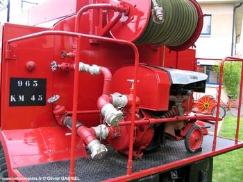 <h2>Camion-citerne pour feux de forêts - Tigy - Loiret (45)</h2>