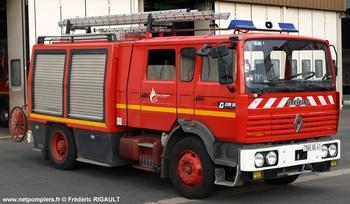 <h2>Fourgon-pompe tonne - Blois - Loir-et-Cher (41)</h2>