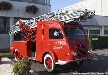<h2>Echelle sur porteur - Saint-Dizier - Haute-Marne (52)</h2>