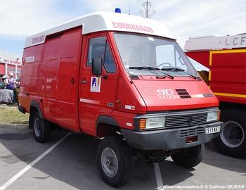 Véhicule commando feux de forêts, Sapeurs-pompiers, Aude (11)